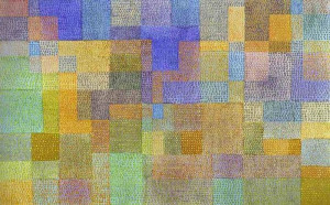 KLEE Paul : Polyphonie (1932)