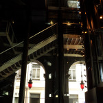Le hall de l'opéra
