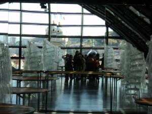 Salle de répétition du grand ballet